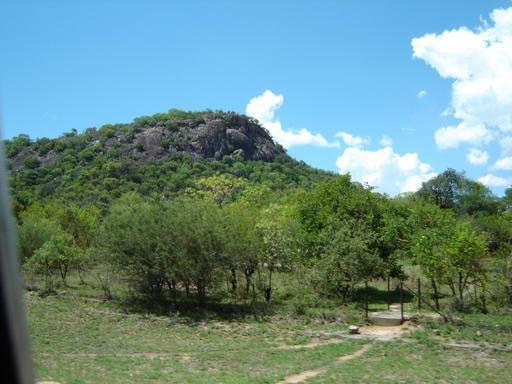 Inselberg au Zimbawe