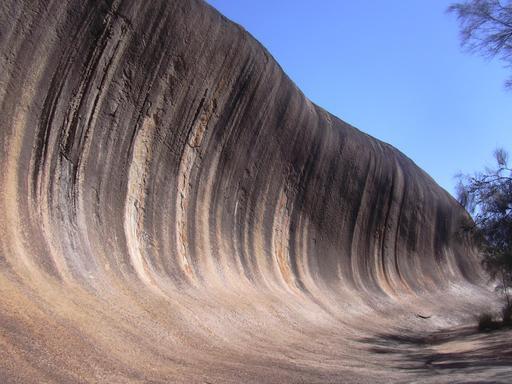 Inselberg en Australie