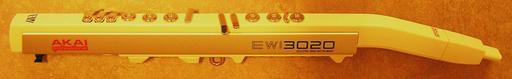 Instrument à vent électronique