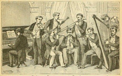 Instruments de musique occidentaux