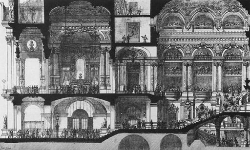 Intérieur du Palais Garnier