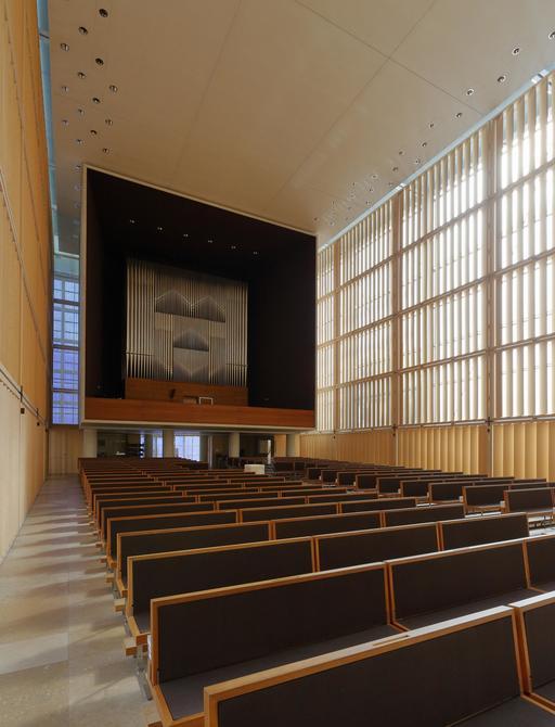 Intérieur du Sacré-Coeur de Munich