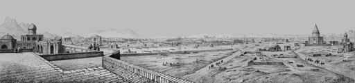 Isfahan en 1840