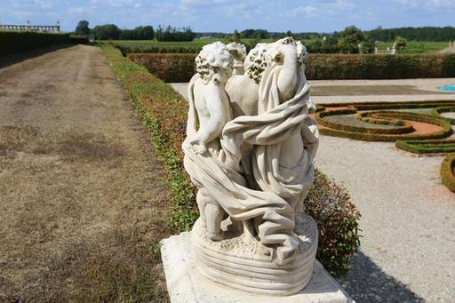 Jardin à l'italienne à Malle-33