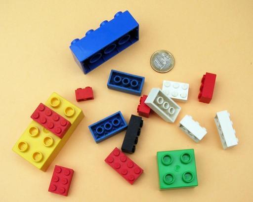 Jeux de briques Lego