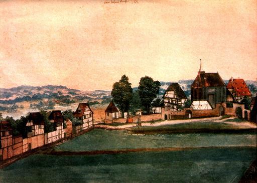 Johannisfriedhof de Dürer