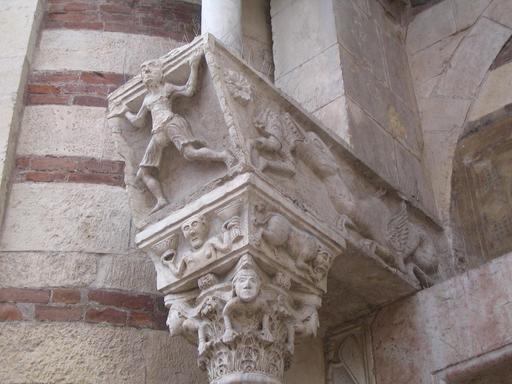Jonas à Vérone