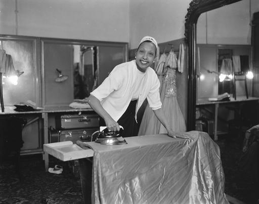 Josephine Baker en 1956