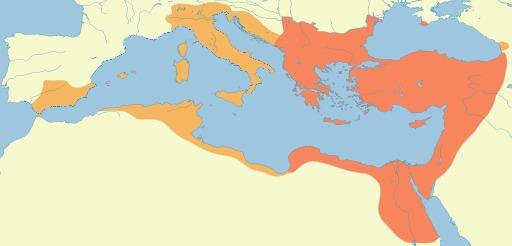 Justinien 527-565