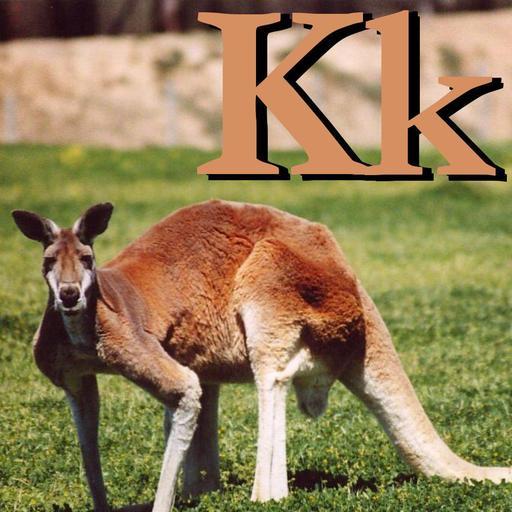 K pour le Kangourou