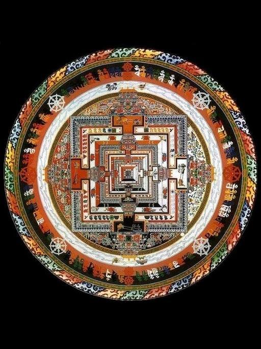 Kalachakra, la roue du temps