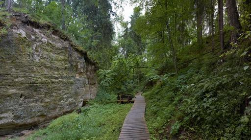 Kanyon Hinni en Estonie