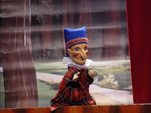 Kasperle la marionnette