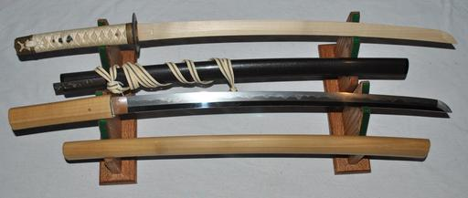 Katana japonais de 1673