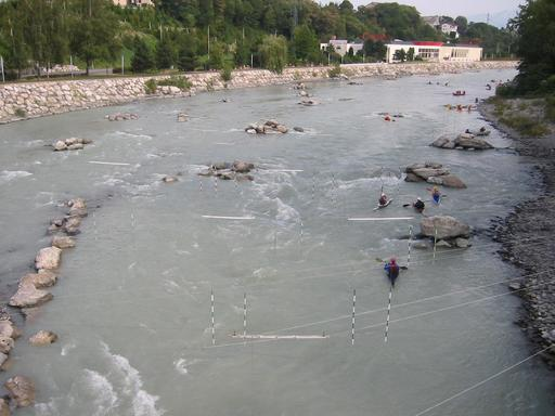 Kayak en Haute-Savoie