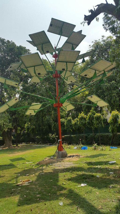 L'arbre solaire