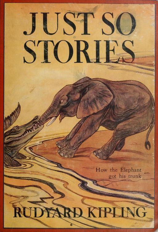 L'éléphant et le crocodile