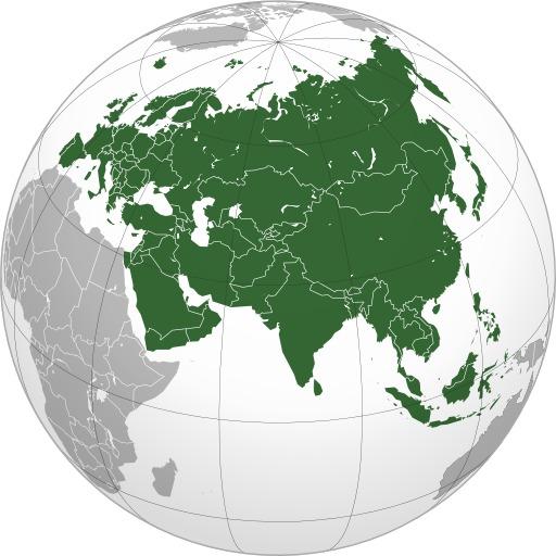 L'Eurasie