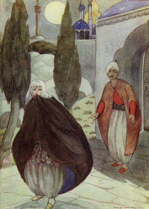 L'histoire de Sidi Nouman