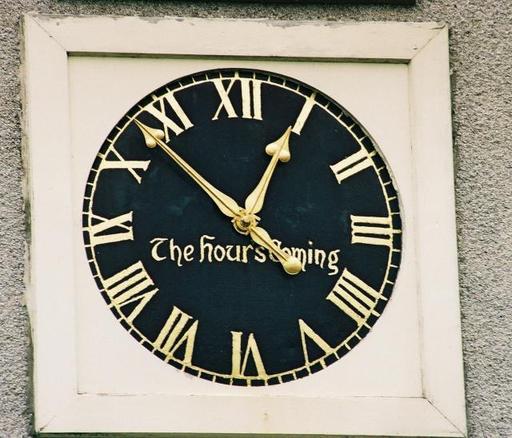 L'horloge de Crimond aux 61 minutes