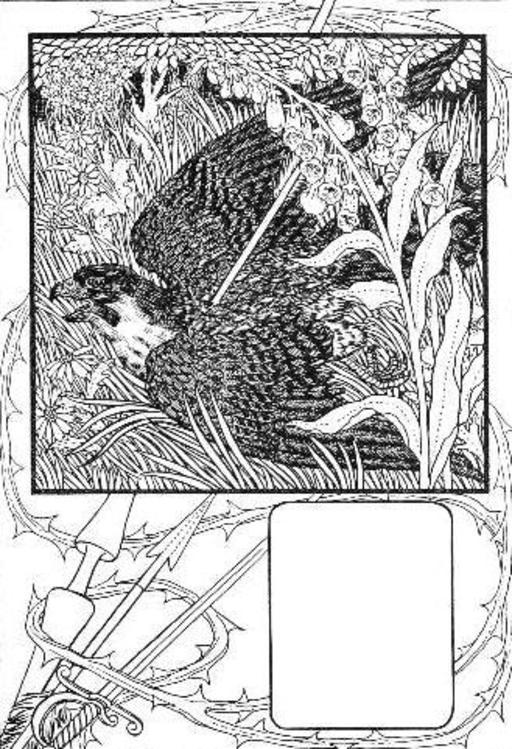 L'Oiseau blessé d'une flèche