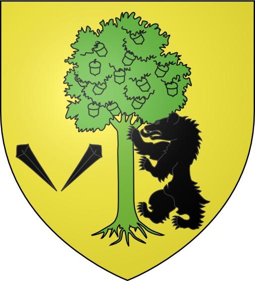 L'ours du blason d'Arbonne