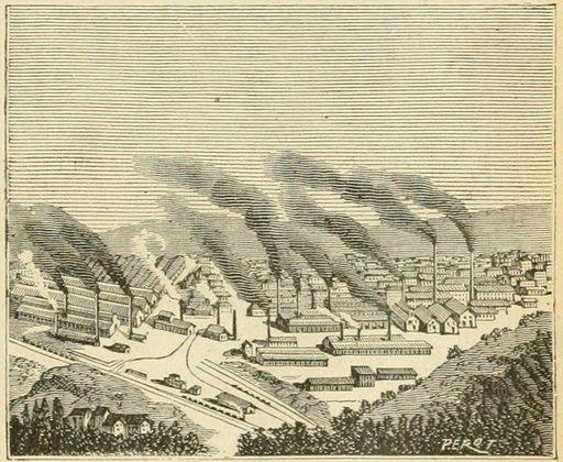 L'usine du Creusot