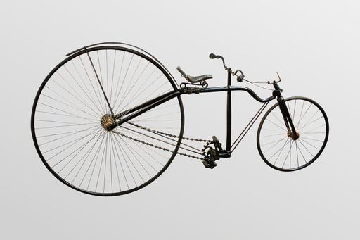 La bicyclette de H.J.Lawson