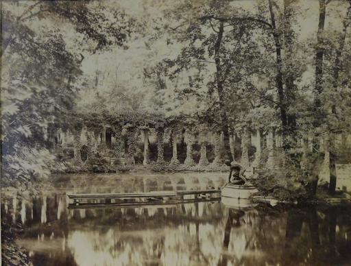 La colonnade du Parc Monceau