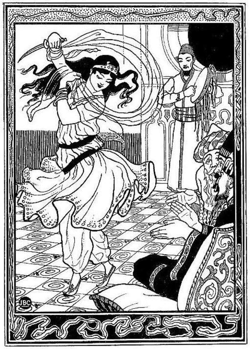 La danse de Morgiana