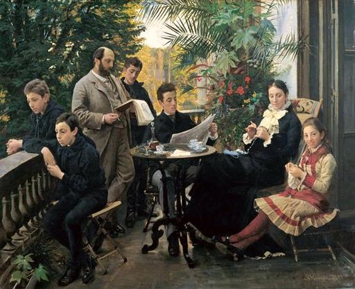 La famille Hirschsprung