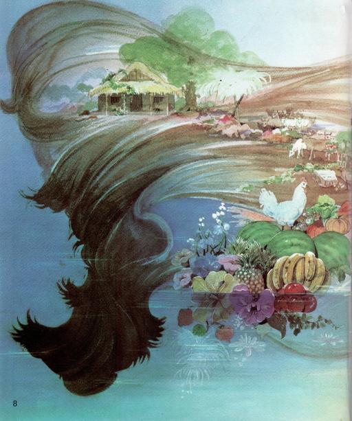 La fée des eaux - 8