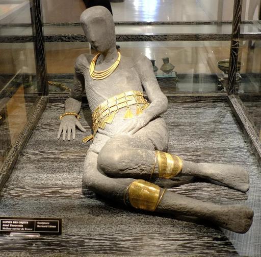 La femme aux bijoux du musée de Dijon