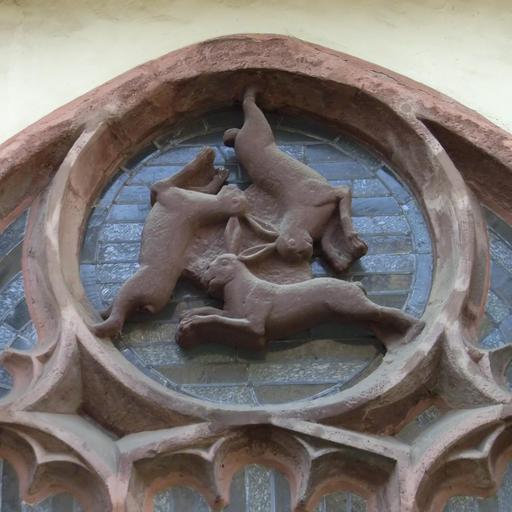 La fenêtre aux trois lièvres