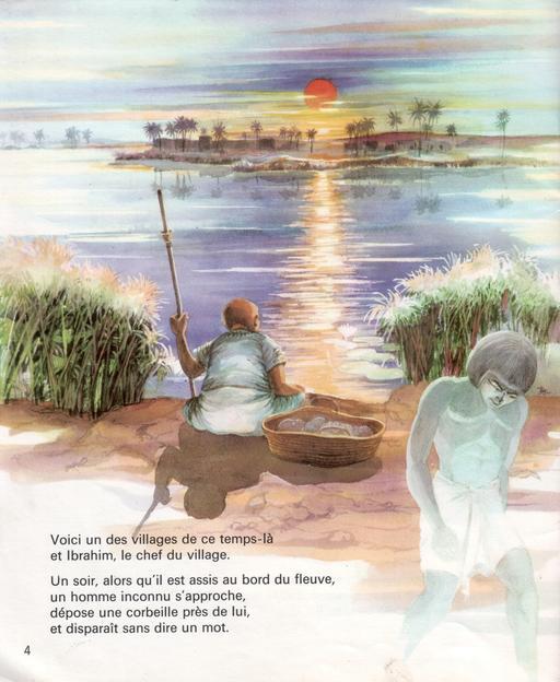 La fiancée du Nil - 4
