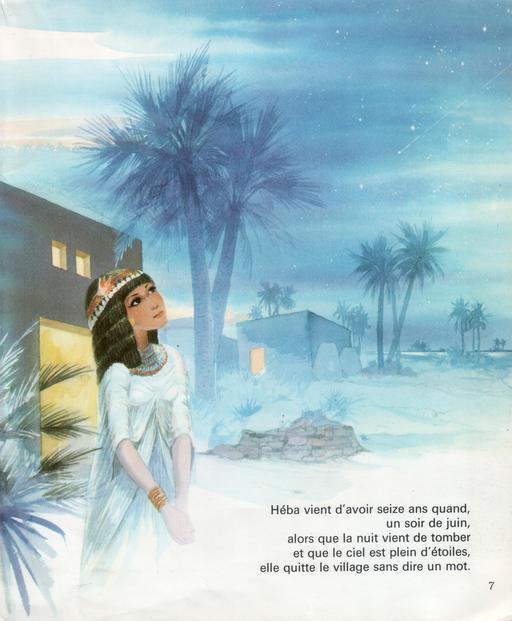 La fiancée du Nil - 7
