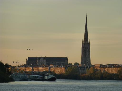 La Garonne à Bordeaux