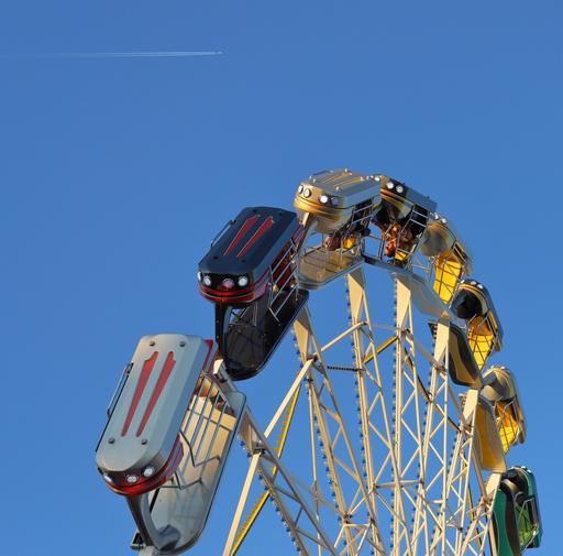La grande roue de Munich