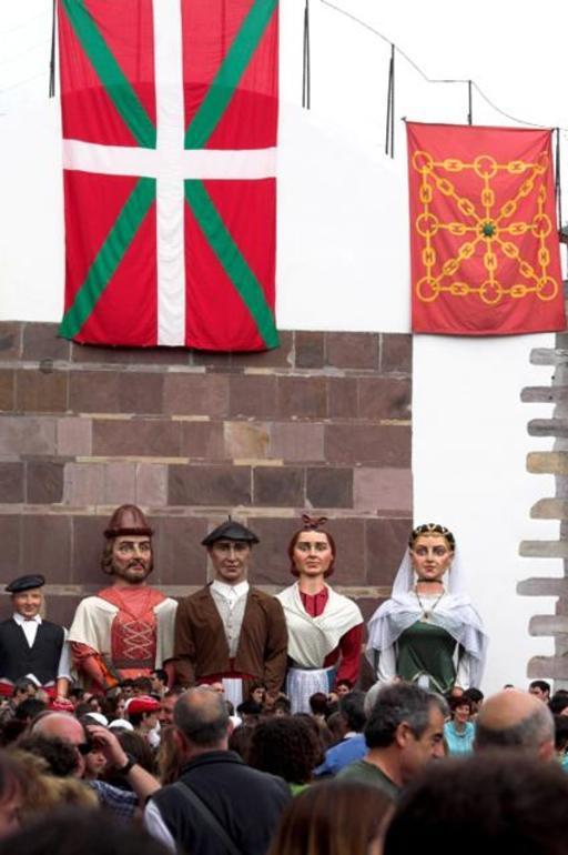 La journée de la Navarre à Baïgorri