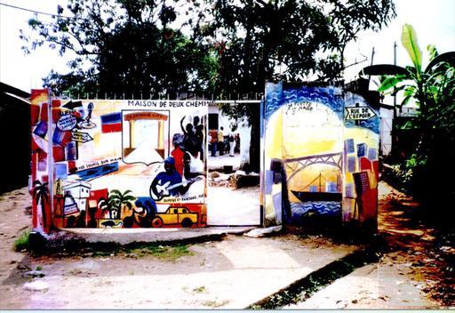 La maison des deux chemins à Douala