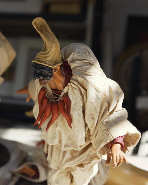 La maschera di Pulcinella 1