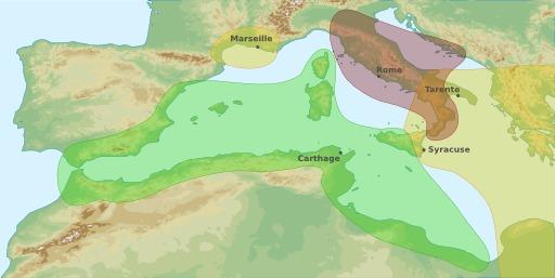 La Méditerranée antique