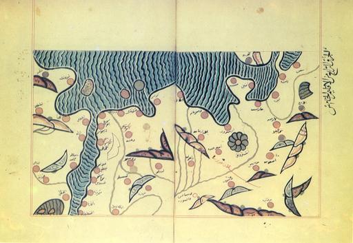 La mer Égée au XIIème siècle