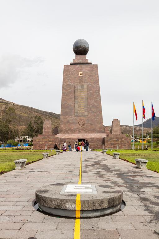 La moitié du monde à Quito