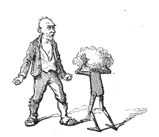 La perruque de Geppetto