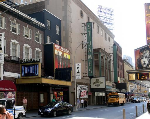 La Petite Cosette au théâtre en 2007