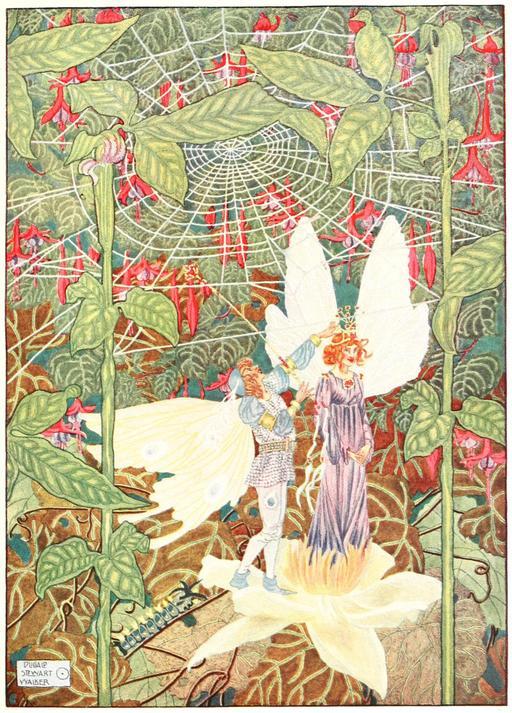 La Petite Poucette d'Andersen en 1914