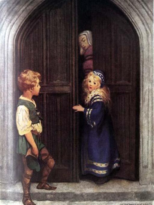 La princesse et le nain - 6