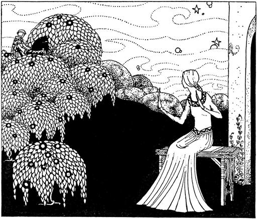 La princesse Rosette, chapitre I