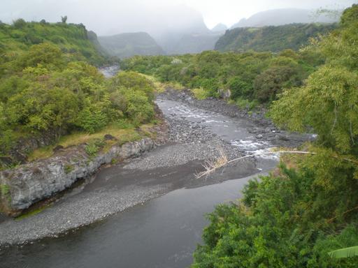 La Rivière du Mât à La Réunion